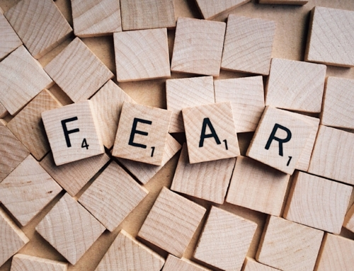 Fear Must Not Inhibit a Financial Strategy