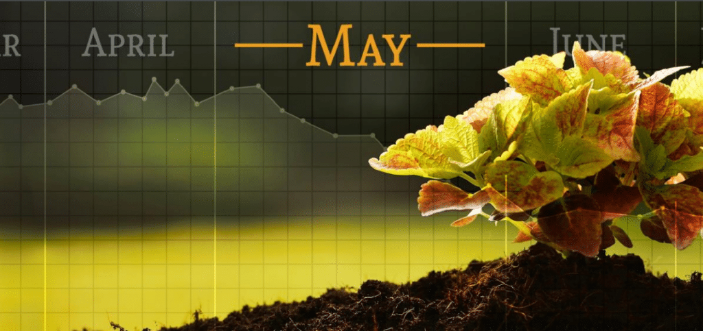 what does sell in may and go away mean